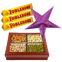 Order Christmas Gifts to Bangalore