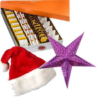 Deliver Christmas Gifts to Bangalore