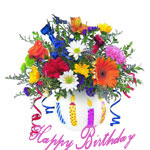 Send Birthday Flowers to Bangalore