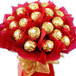 Chocolates to Bangalore