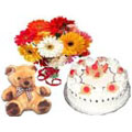 Flowers to Bangalore : Cakes to Bangalore : Gifts to Bangalore