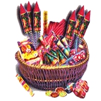 Send Diwali Gifts to Bangalore to Deliver Assorted Crackers to Bangalore