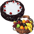 Gifts to Bangalore : Fresh Fruits to Bangalore : Cakes to Bangalore