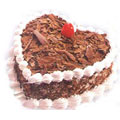 Cakes to Bangalore : Send New Year Cakes to Bangalore