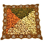 Gifts to Bangalore, Dry Fruits to Gandhinagar Bangalore