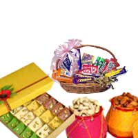 Gifts to Bangalore