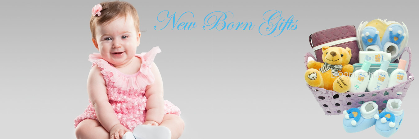 New Born Gifts to Bangalore