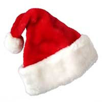 Gifts Delivery in Bangalore for Santa Claus Cap to Bangalore